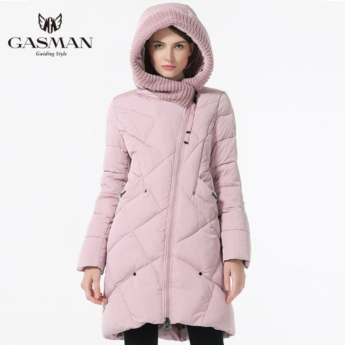 Thick Women Winter Bio Down Jackets