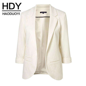 Haoduoyi  Formal Jackets Office Work