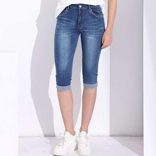 New Denim Shorts Jeans