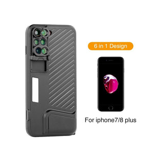 PROSHOOT CASE™ - 6 IN 1 IPHONE LENS AND CASE FOR IPHONE 7/8 PLUS