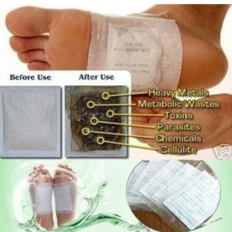 CLEANSING DETOX FOOT PADS