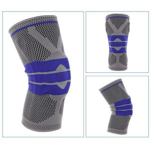Nylon Silicone Knee Sleeve
