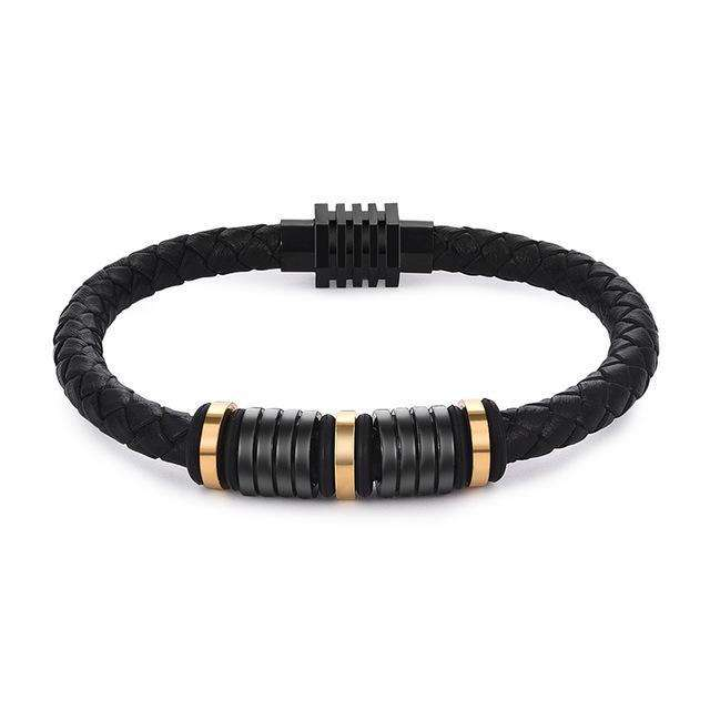 Unique Age Punk Leather Bracelets