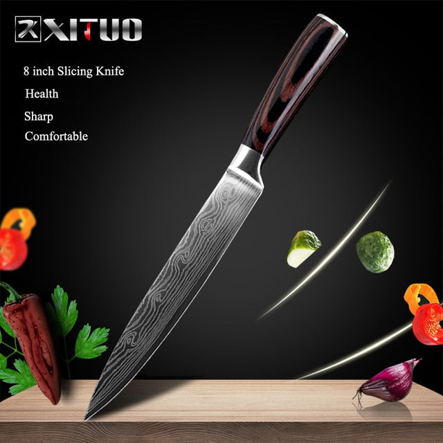 XITUO™ Authentic Japanese Kitchen Knife