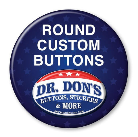 Round Custom Buttons