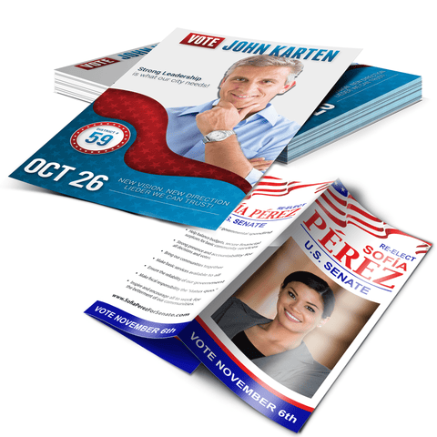 Campaign Flyers / Brochures