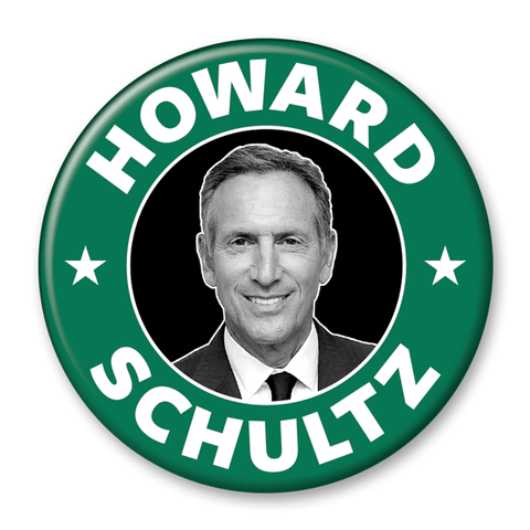Howard Schultz 2020 Items