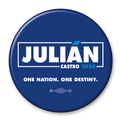 Julian Castro 2020 Items