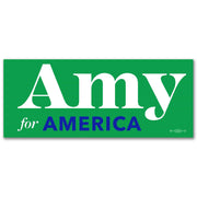 Amy Klobuchar for America 2020 Campaign Bumper Sticker / AK-BS-602