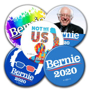 Bernie Sanders 2020 Presidential Campaign Buttons - Mix and Match