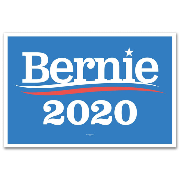 Bernie Sanders 2020 Rally Sign / BS-Sign-1 - Buttonsonline