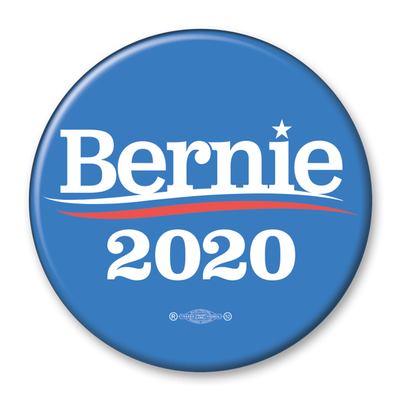 Bernie Sanders for President 2020 Campaign Buttons - BS-302 - Buttonsonline