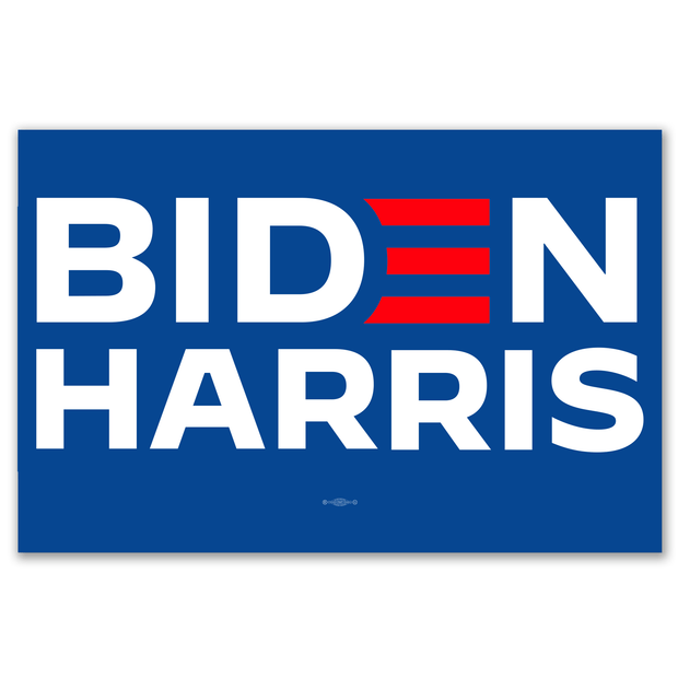 Biden Harris 2020 Rally Sign / JB-Sign-3
