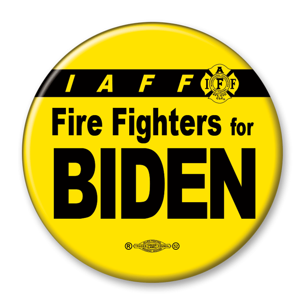 IAFF Fire Fighters for Joe Biden