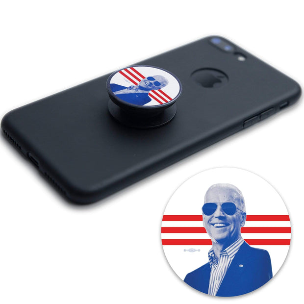 Joe Biden 2020 Round Vinyl Pop Socket Sticker / JB-PS-1 - Buttonsonline