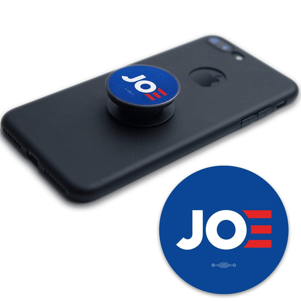 Joe Biden 2020 Round Vinyl Pop Socket Sticker / JB-PS-2 - Buttonsonline