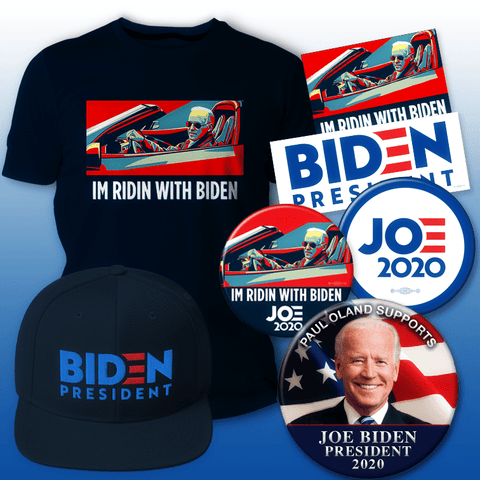 Joe Biden Supporter Kit
