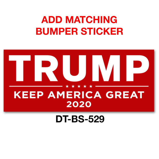 Keep America Great / Donald Trump 2020 Pinback Button / DT-227