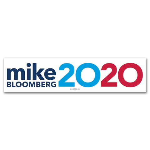Mike Bloomberg 2020 Stickers