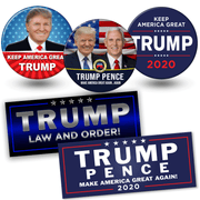 Trump Pence 2020 Supporter Bundle / DT-SB-1