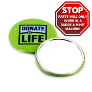 "BADGE-A-MINIT 3"" Mirror-back Button Sets - Buttonsonline"