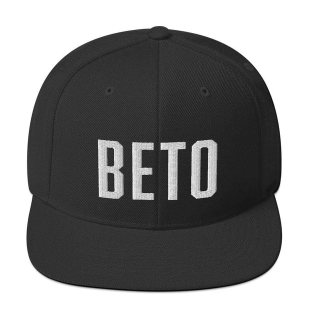 Beto for President Snapback Hat - Buttonsonline