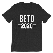 Beto 2020 Short-Sleeve Unisex T-Shirt - Buttonsonline