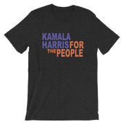 Kamala Harris for the People Short-Sleeve Unisex T-Shirt - Buttonsonline