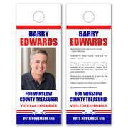 Door Hangers / Door Hanger Templates - SET UP ONLY - DH-17 - Buttonsonline