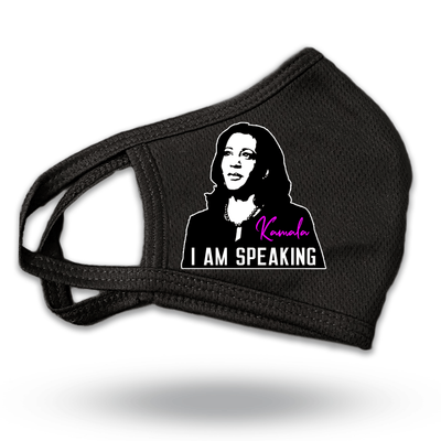 Kamala Harris 2020 Reusable Fabric Face Mask - JB-Mask-8