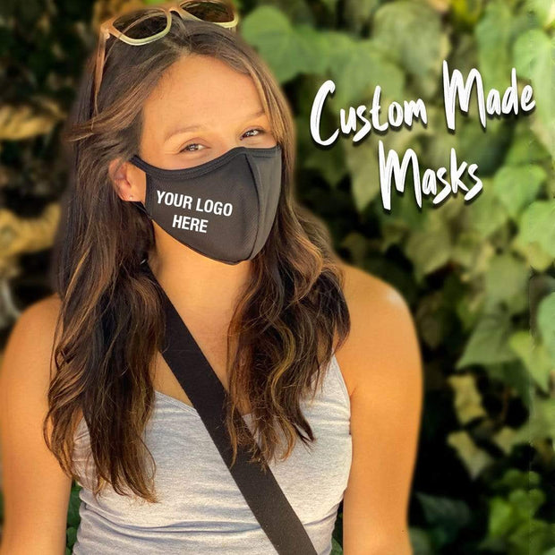 Personalized Reusable Fabric Masks