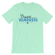 Elizabeth Warren 2020 Short-Sleeve Unisex T-Shirt - Buttonsonline