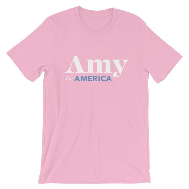 Amy for America 2020 Campaign Unisex T Shirt