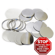 "BADGE-A-MINIT 2-1/4"" Mirror-back Button Sets - Buttonsonline"