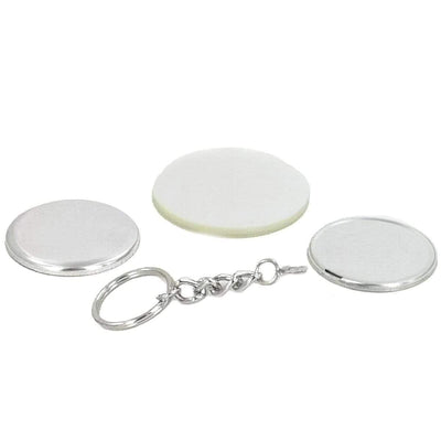 "Model 150 MS 1.5"" Key Chain Button Sets - Buttonsonline"