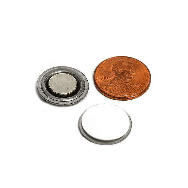 "Neo Magnetic Discs for Model 150 MS, 1-1/2"" machine"