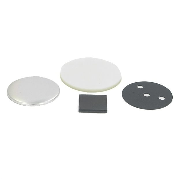 "Model 200 EZ 2"" Magnet-back Button Sets - Buttonsonline"