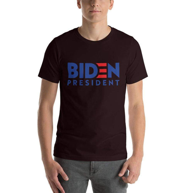 Biden for President 2020 Short-Sleeve Unisex T-Shirt - Buttonsonline