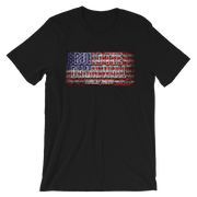 Build the Damn Wall Trump 2020 T-Shirt - Buttonsonline