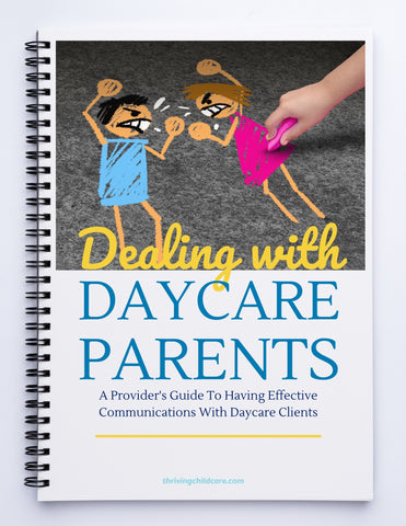Dealing with Daycare Parents