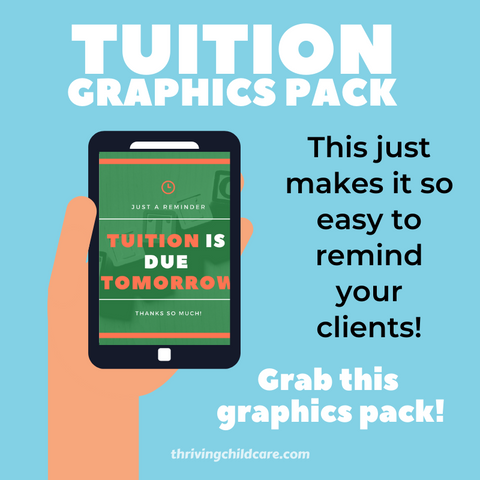 Tuition Graphics Pack
