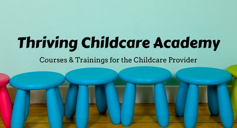 thriving childcare academy
