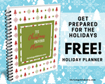 Christmas Provider Planner {INSTANT PRINTABLE/DOWNLOAD}