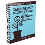 Building an Emergency Reserve Fund for Childcare Business Membership