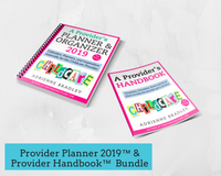 Provider Productivity Bundle {INSTANT PRINTABLE/DOWNLOAD}