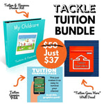 Tackle Tuition Bundle Special Offer - {INSTANT PRINTABLE/DOWNLOAD}