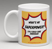MUG:  My Superpower