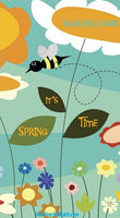 BANNER:  It's Spring Time