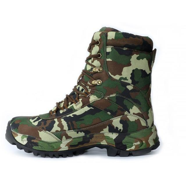 Cungel Waterproof Outdoor Camouflage Shoes