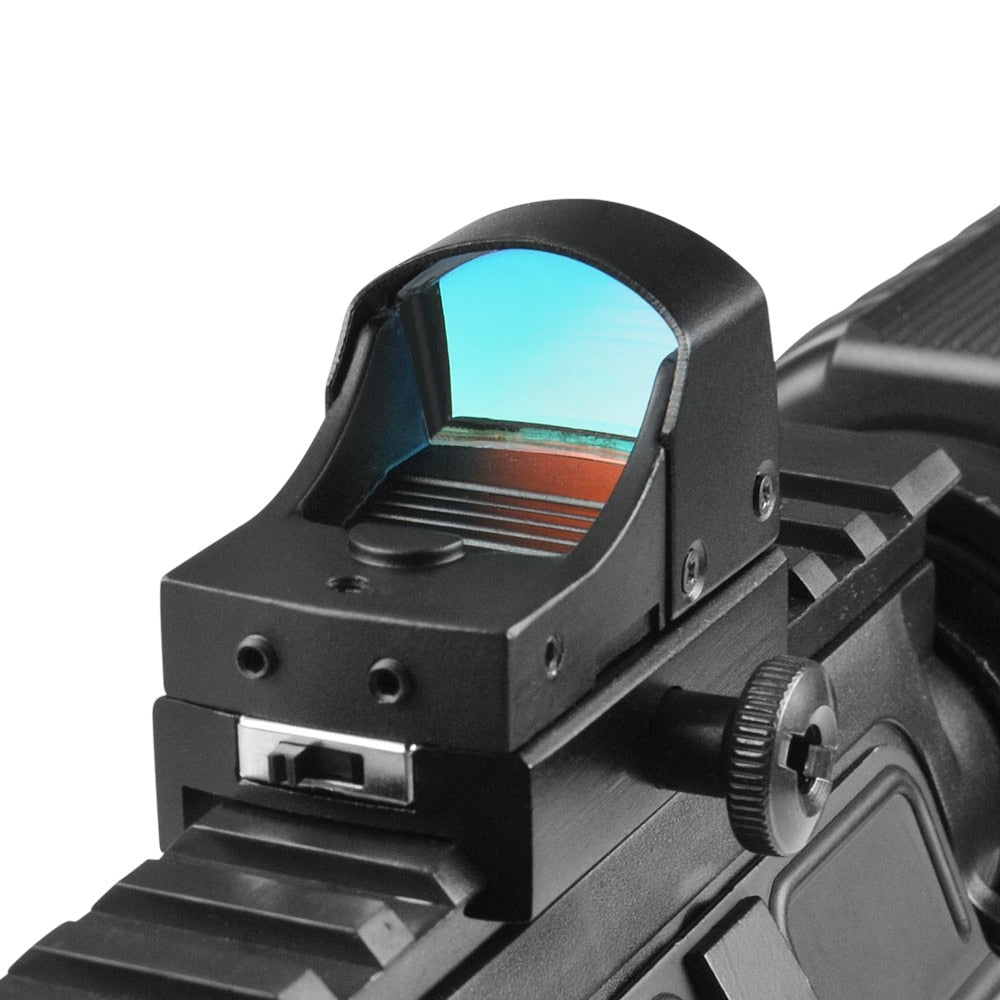 Tactical Compact Holographic Mini Red Dot Sight